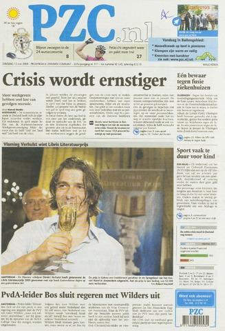 Provinciale Zeeuwse Courant 2009-05-12