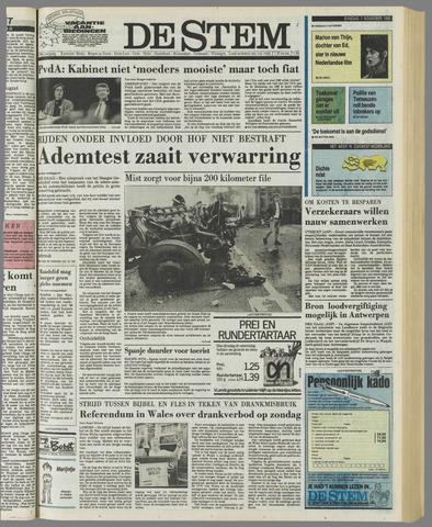 de Stem 1989-11-07