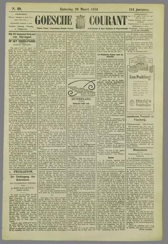 Goessche Courant 1924-03-29