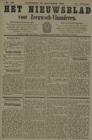 Nieuwsblad voor Zeeuwsch-Vlaanderen 1900-12-29