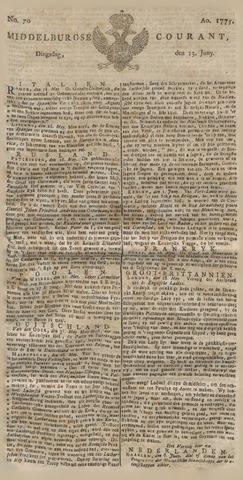 Middelburgsche Courant 1775-06-13