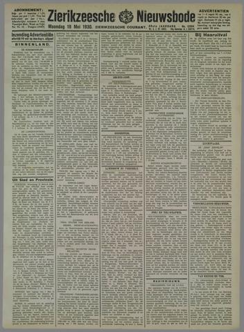 Zierikzeesche Nieuwsbode 1930-05-19