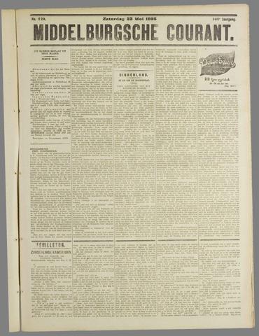 Middelburgsche Courant 1925-05-23