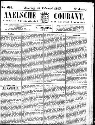 Axelsche Courant 1893-02-25