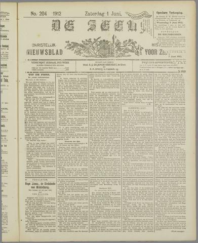 De Zeeuw. Christelijk-historisch nieuwsblad voor Zeeland 1912-06-01