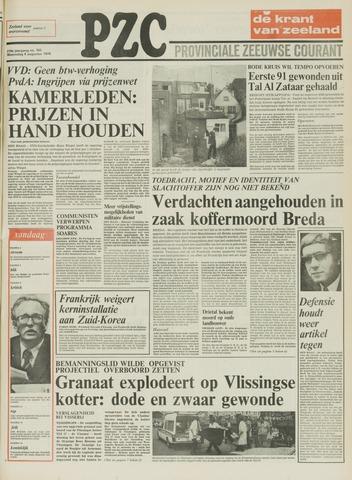 Provinciale Zeeuwse Courant 1976-08-04
