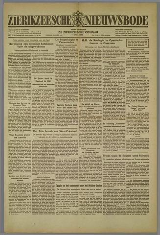 Zierikzeesche Nieuwsbode 1952-06-24