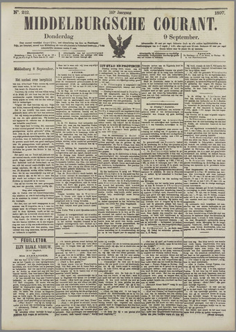 Middelburgsche Courant 1897-09-09