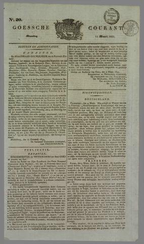 Goessche Courant 1833-03-11