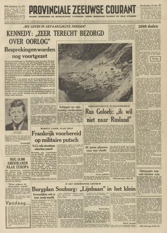 Provinciale Zeeuwse Courant 1961-10-12