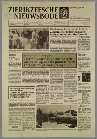 Zierikzeesche Nieuwsbode 1984-07-12