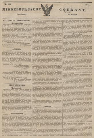 Middelburgsche Courant 1843-10-26