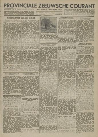 Provinciale Zeeuwse Courant 1943-12-06