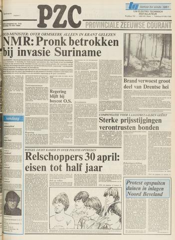 Provinciale Zeeuwse Courant 1980-05-13