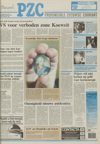 Provinciale Zeeuwse Courant 1994-10-12