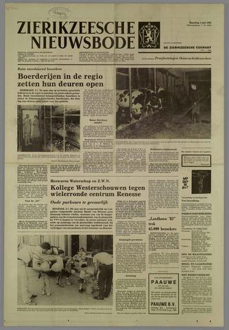 Zierikzeesche Nieuwsbode 1982-07-05