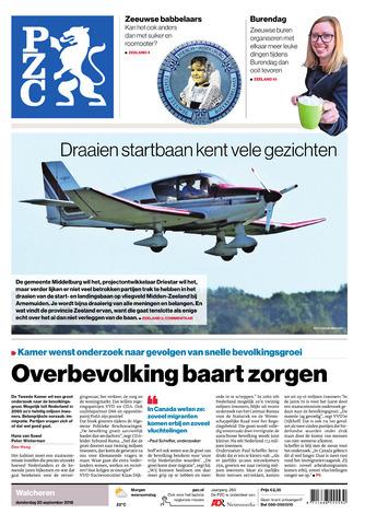 Provinciale Zeeuwse Courant 2018-09-20