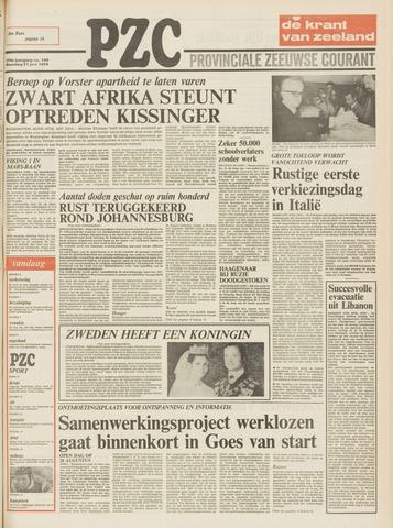 Provinciale Zeeuwse Courant 1976-06-21
