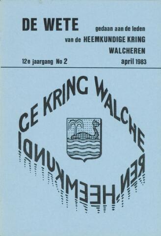 de Wete 1983-04-01