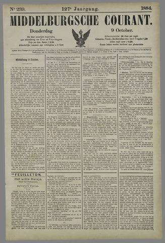 Middelburgsche Courant 1884-10-09