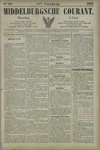 Middelburgsche Courant 1884-06-02