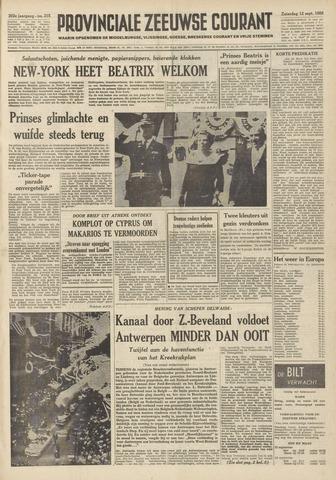 Provinciale Zeeuwse Courant 1959-09-12