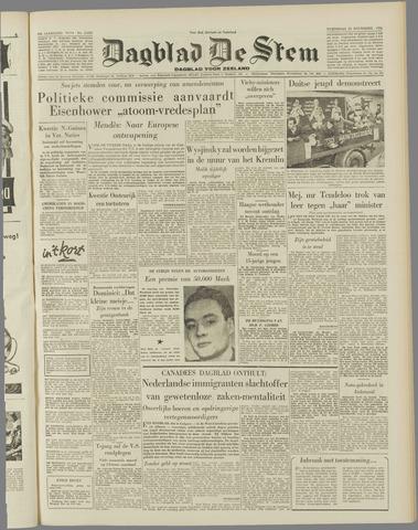 de Stem 1954-11-24