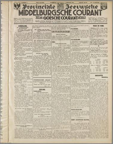 Middelburgsche Courant 1934-01-06