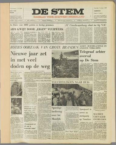 de Stem 1972