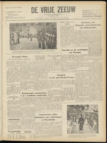 de Vrije Zeeuw 1954-09-23