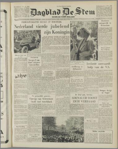 de Stem 1957-05-01