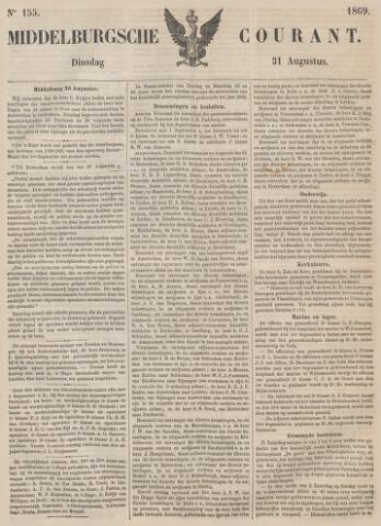 Middelburgsche Courant 1869-08-31