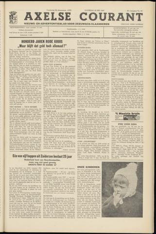 Axelsche Courant 1967-05-20