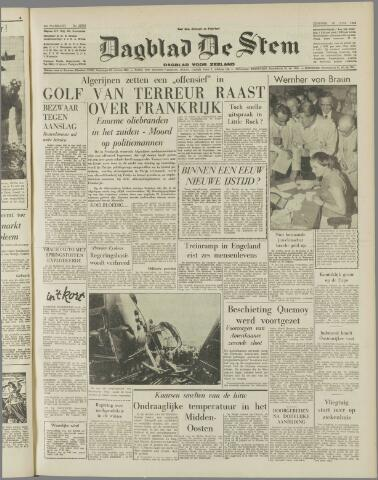 de Stem 1958-08-26
