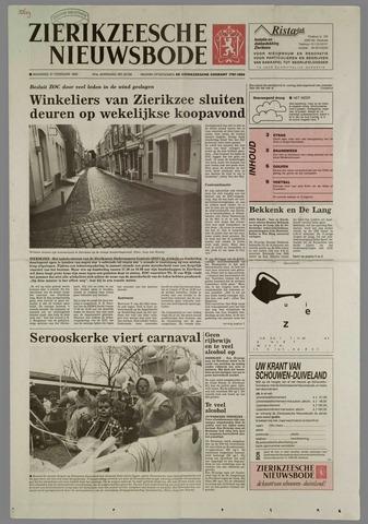 Zierikzeesche Nieuwsbode 1995-02-27