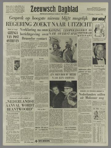 Zeeuwsch Dagblad 1962-01-17