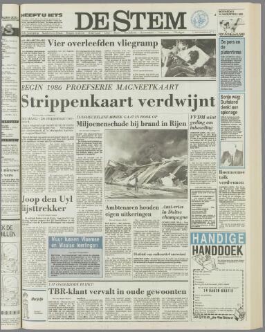 de Stem 1985-08-14