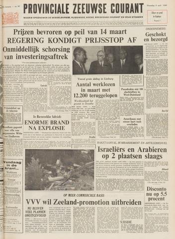 Provinciale Zeeuwse Courant 1969-04-09