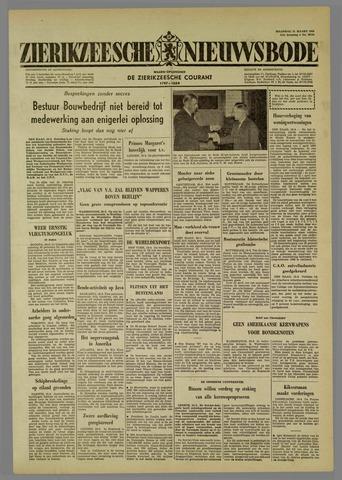 Zierikzeesche Nieuwsbode 1960-03-21