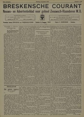 Breskensche Courant 1939-01-24