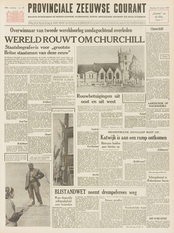 Provinciale Zeeuwse Courant 1965-01-25