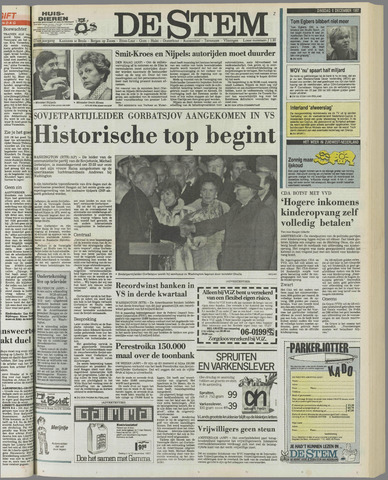 de Stem 1987-12-08