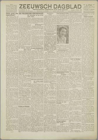 Zeeuwsch Dagblad 1946-10-01