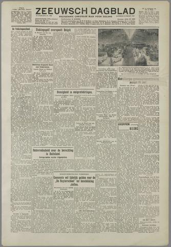 Zeeuwsch Dagblad 1950-03-25
