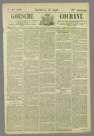 Goessche Courant 1908-04-23