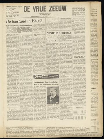 de Vrije Zeeuw 1950-07-25