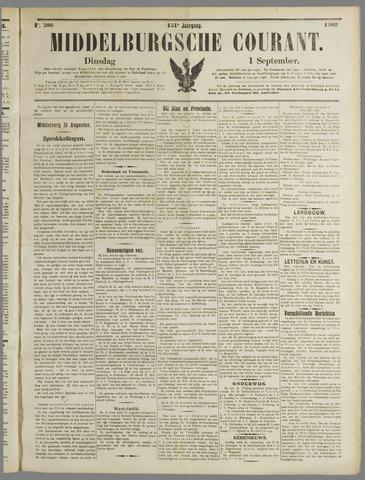 Middelburgsche Courant 1908-09-01