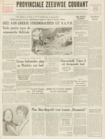 Provinciale Zeeuwse Courant 1964-08-18