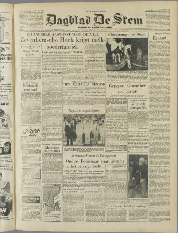 de Stem 1952-09-11