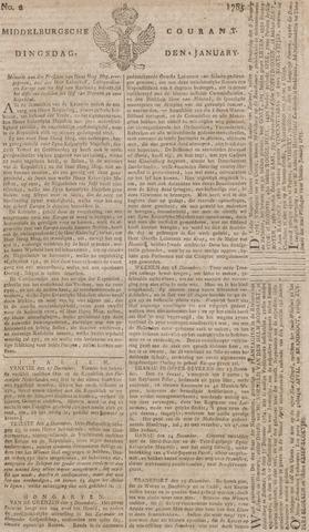 Middelburgsche Courant 1785-01-04